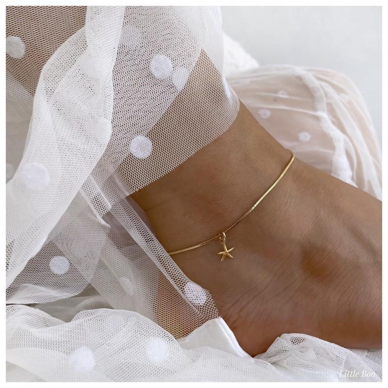 Bracelet de cheville Sitaara