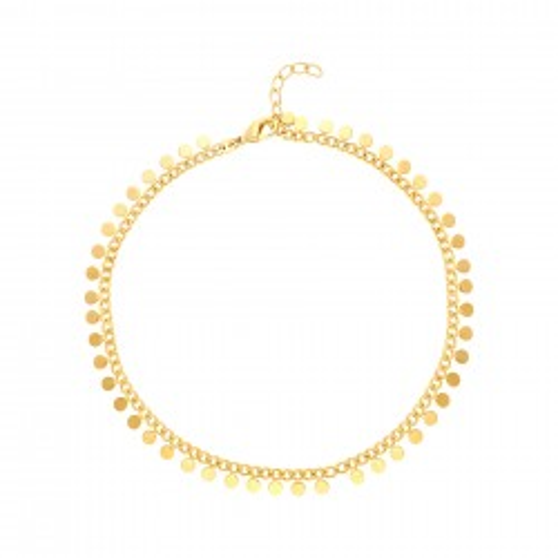 Bracelet de cheville Bindi Or